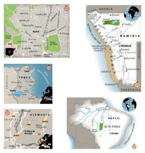 Mapas MG